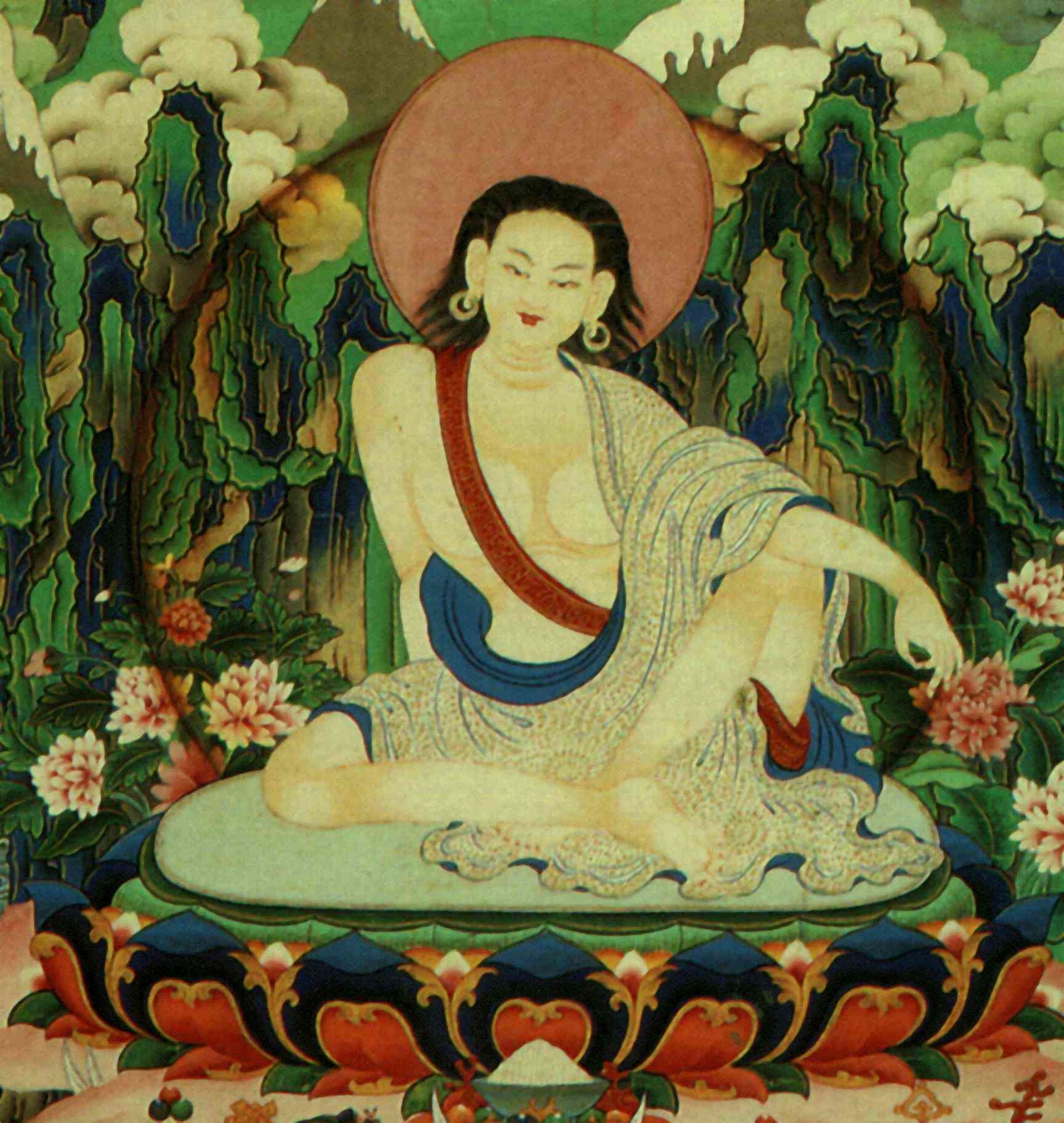 Murder, Magic, and Redemption – the Story of Milarepa | The First Gate