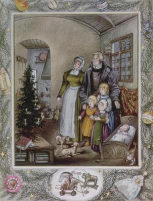 Where Christmas Tree Originated