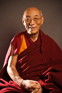 His Eminence, Choden Rinpoche