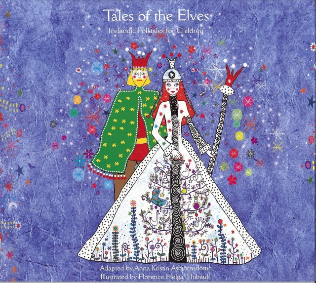 Tales of the Elves cover