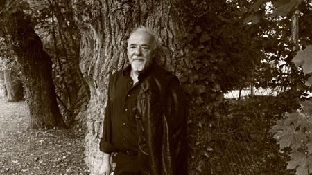 Paulo Coelho, 2012, by Sylvia Feudor.  Copyright free.