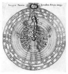Anima Mundi, or Soul of the World, in alchemy