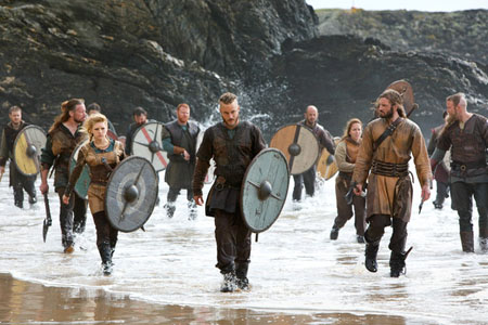 The Vikings - a new, 9 part series on the History Channel
