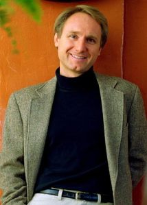 Dan Brown, 2007, by Phillip Scalia, CC-By-SA-3.0