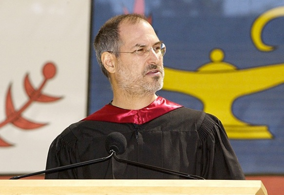 Steve Jobs at Stanford, 2005