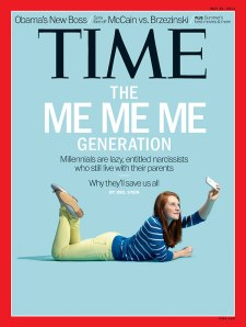 Time cover, May 30