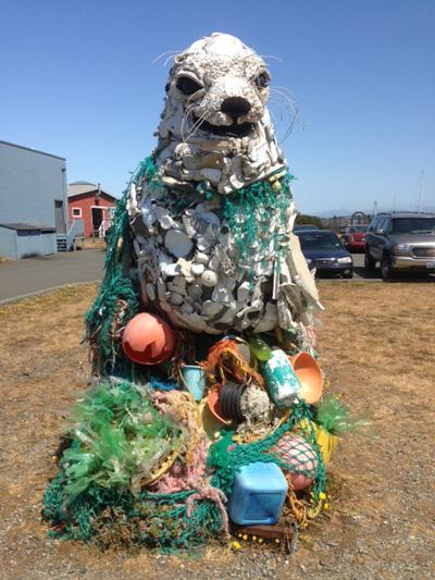 Garbage Dumps in Ocean Other Ocean Garbage Into