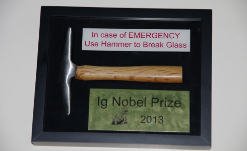 2013 Ig Nobel