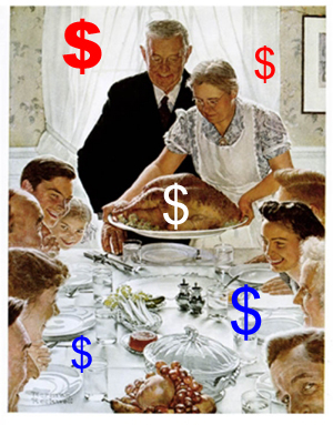 Norman-Rockwell-thanksgiving use