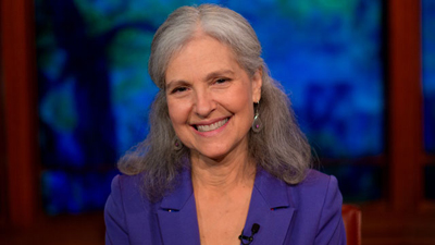 Jill Stein, 2012 Green Party candidate for president