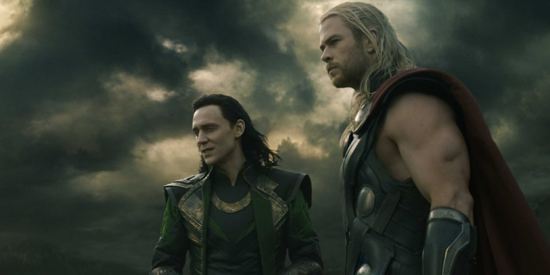 Loki and Thor plot their next move