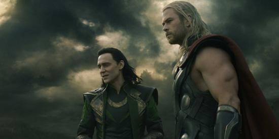 Loki and Thor plot their next move