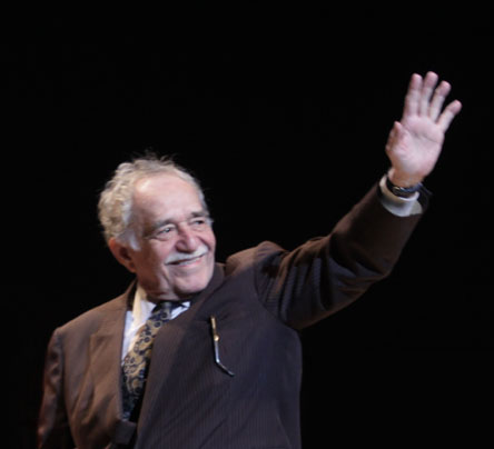 Gabriel Garcia Marquez, 2009. Creative Commons