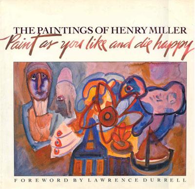 Henry Miller paintings
