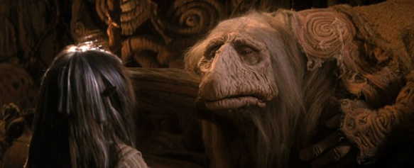 Dark Crystal: Jen's master gives him a quest