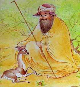 Hafiz. Public Domain