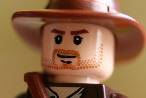 Lego Indiana Jones by Tim Norris, 2009, Creative Commons