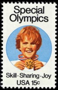 Scott #1788 Special Olympics