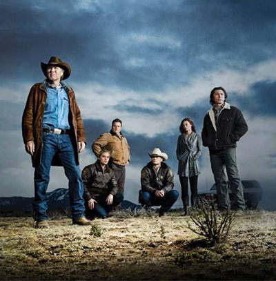 From the A&E Longmire Facebook page