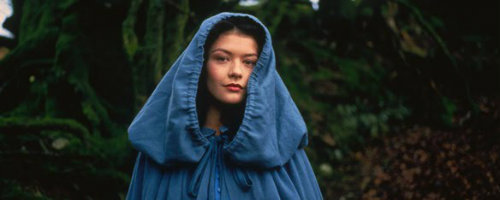 "Catherine Zeta-Jones as Eustachian Vye in ""Return of the Native,"" 1994"