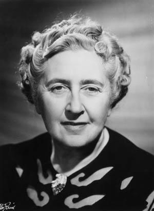 Dame Agatha Christie, 1890-1976