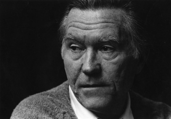 William Stafford, from the announcement of the centennial celebration of his birth, 2014, at Lewis and Clark College