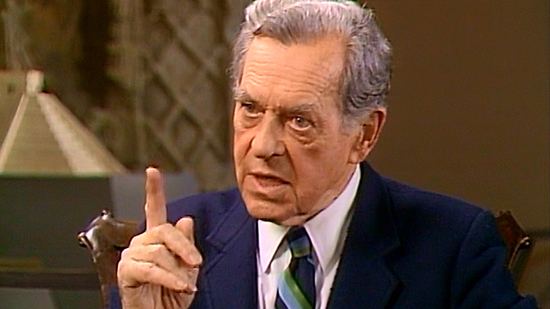 """Joseph Campbell on """"The Power of Myth"""" series"""