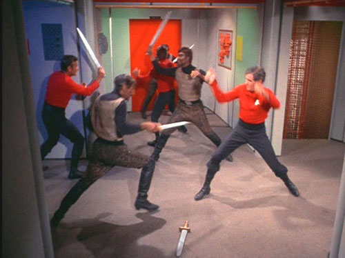 The Day of the Dove, Star Trek, season 3, episode 7