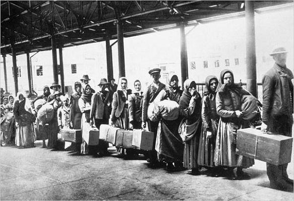Ellis Island, 1902